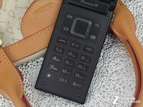 三星 W999 黑色 键盘图