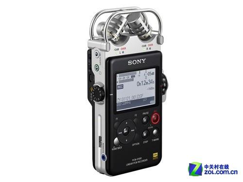 首选录音神器 索尼PCM-D100报价4500元