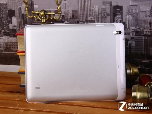 索立信 S5银色 背面图
