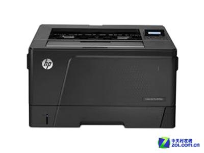 省下就是赚到 惠普M706n黑白激光打印机
