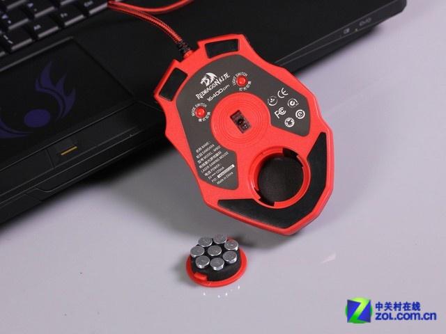 激光鼠标维修电路图
