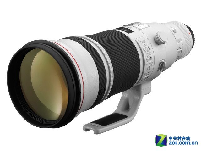 佳能 EF 500mm f/4L IS II USM 42800元