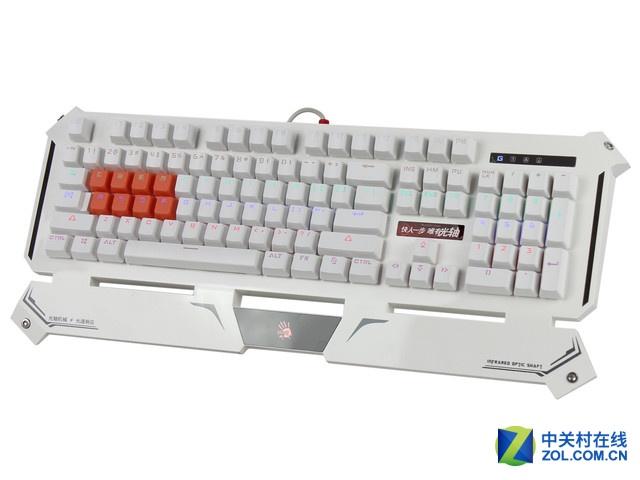 光速来袭 幽灵血手B740机械光轴键盘