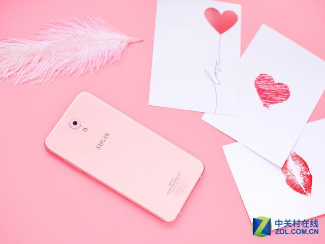 糖果手机S9海军蓝64GB版 京东首发开卖