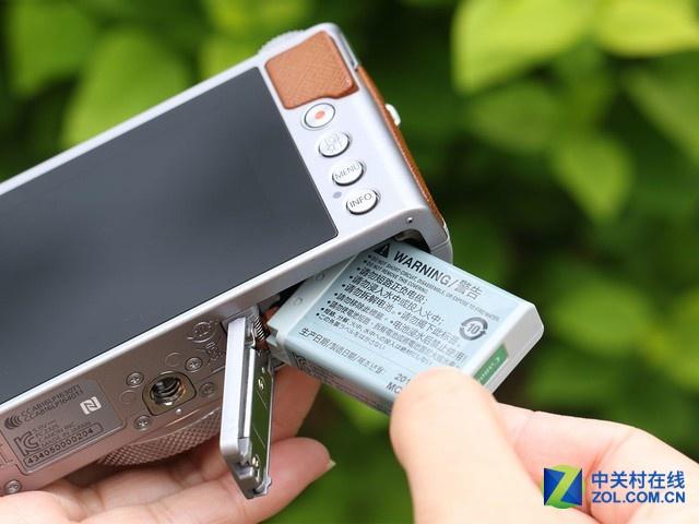 简单易用高性能 佳能G9X II搭载触控屏