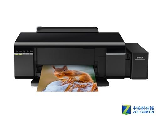 墨仓式打印机 爱普生L805仅售2580元