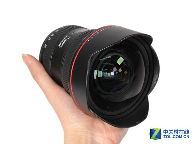 超广角镜头 佳能EF 11-24mm f/4L USM
