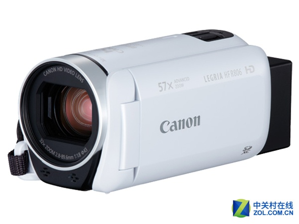 佳能HF R806数码摄像机广州报价2050元