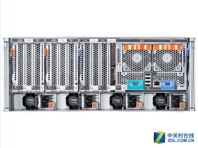 性能出色 System x3850 X6售价53600元
