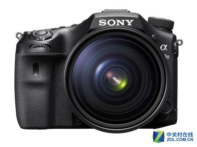 旗舰单电,全画幅CMOS,4K视频录制 索尼 A99 II
