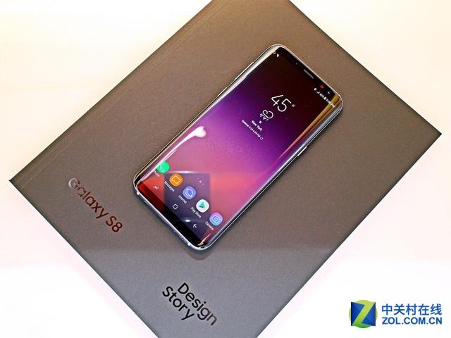 三星S8有品位的手机 天猫618销量具佳