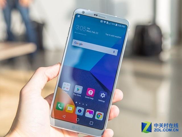 LG G6将放大招 6月更新支持人脸识别