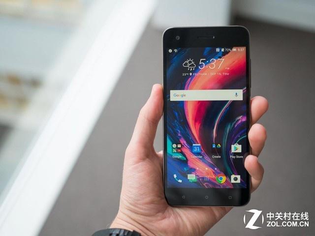 200定金秒翻4倍 HTC D10w天猫起预售