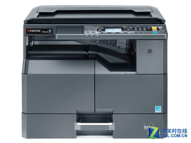 简洁大气 京瓷2211数码复印机售6399元