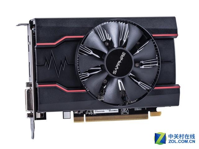 可靠性强 蓝宝石 RX 550 4G D5售599元