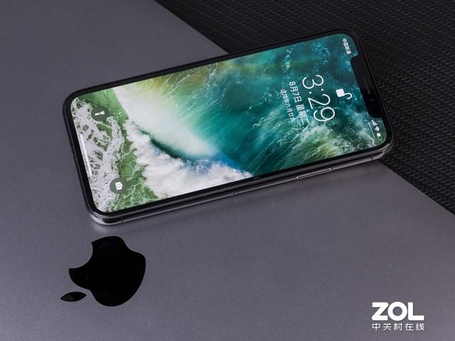 苹果iPhone X手机全网通售价6288元