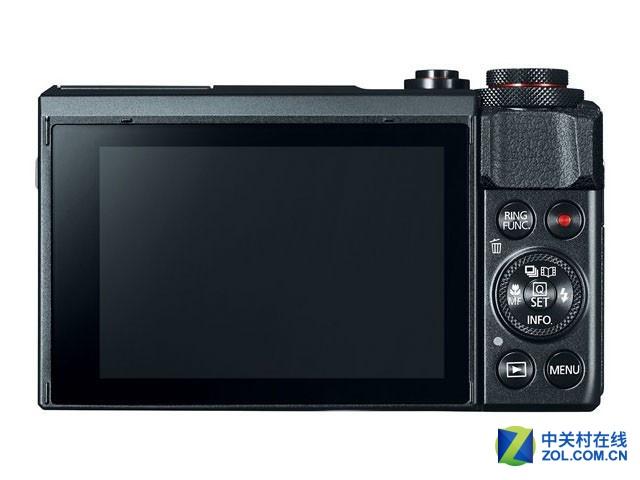 一英寸传感器 佳能相机G7X II带来高画质