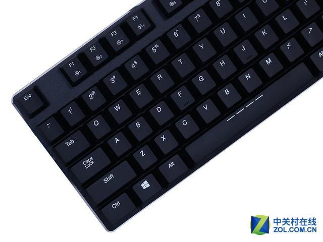 玩转新科技 达尔优EK820 104key Touch版超薄机械键盘评测