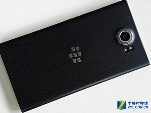 双曲面屏设计 黑莓Priv商家报价4764元