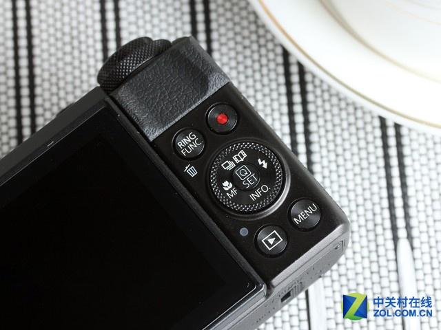 支持无线传输 佳能G7X Mark II京东特价