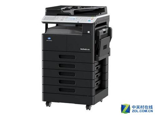便捷高效 美能达BH306复印机售价8999元